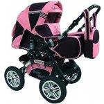 Babysportive Sportive X5 růžový 2015