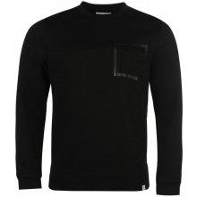 Jack and Jones Core Bruce Crew Sweater Black