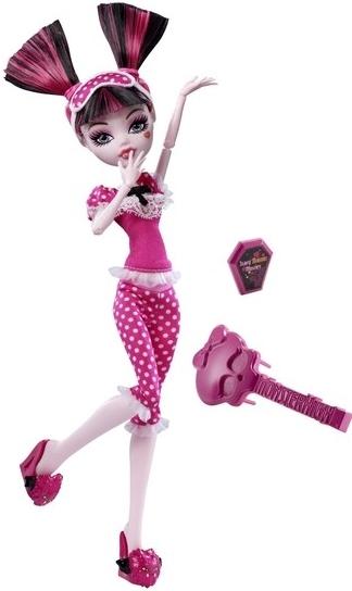 Monster High Příšerky v pyžamu
