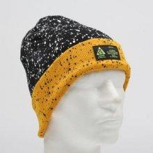 Nike U NRG Beanie A14 černý   bílý   žlutý 95a216bf24