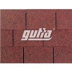Gutta Guttatec 4TAB asfaltový šindel červená