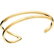 Calvin Klein pozlacený náramek Outline KJ6VJF1001
