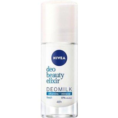 Nivea Deo Beauty Elixir Fresh Deomilk roll-on 40 ml