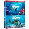 Hledá se Dory+Hledá se Nemo / Kolekce BD