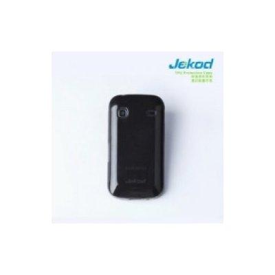 Pouzdro Jekod Open Face Samsung S5660 Galaxy Gio černé