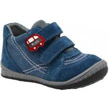 e3436e208ae Bugga B00137-04 boty dětské modrá