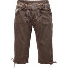 Dámské 3 4 krojové kalhoty Hangowear bočně se šněrováním bb3b8afebe