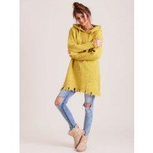 feac475cb3d Fashionweek Teplý pletený svetr
