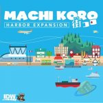 IDW Games Machi Koro: Harbor