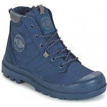 Palladium Kotníkové boty Dětské PALLAFUZE modrá