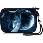 Pouzdro Huado Vlk a měsíc TX-18620