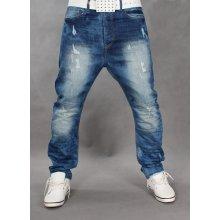 M. SARA kalhoty pánské KA8356 baggy jeans