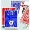 Piatnik Poker Plastic 100% Jumbo Index