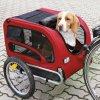 Vozík za kolo pro psa do 40 kg