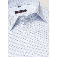 """Pánská košile Eterna Modern Fit """"Print"""" s krátkým rukávem"""