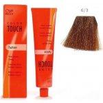 Wella Color Touch Semi-permanantní barva na vlasy Středně blond zlatá 7-03