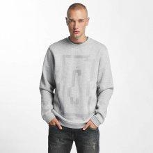 Cyprime Polonium Sweatshirt Grey