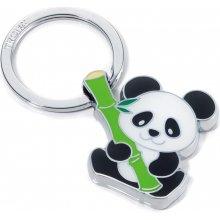 Přívěsek na klíče Troika Bamboo Panda