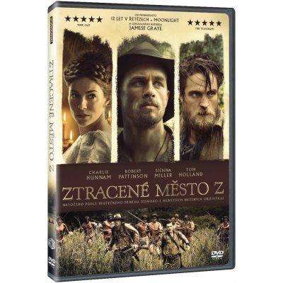 Ztracené město Z DVD