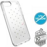 Pouzdro Speck Presidio Clear with Print iPhone 7 Etcheddot /Clear stříbrné