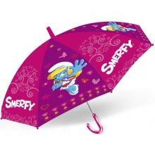 Deštník Šmoulové