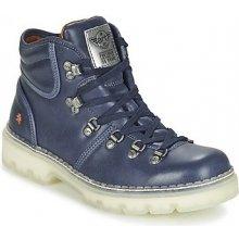Art Kotníkové boty ALPINE20 Modrá