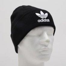 Adidas Originals TREFOIL BEANIE Černá d44888ab8a