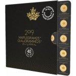 Maple Leaf Zlatá minces Maple 2019 25g
