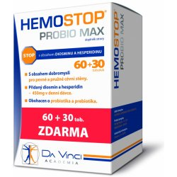 Simply You HemoStop ProBio MAX 90 tablet