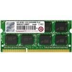 Transcend SODIMM DDR3 4GB 1333MHz CL9 JM1333KSN-4G