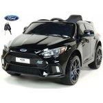 DAIMEX Elektrické Autíčko Ford Focus RS s 2.4Gh DO EVA koly černý
