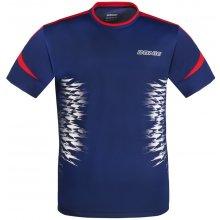 Donic tričko Level tmavě modré tmavě modrá