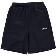 Slazenger Woven shorts junior boys Charcoal