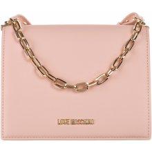 Love Moschino Cross body bag Růžová Béžová 4ec64135fa4