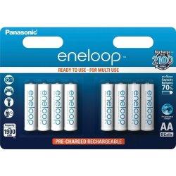 Panasonic Eneloop AA 8ks 3MCCE/8BE