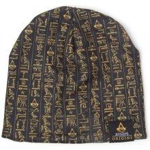 7686a0f092c Assassin s Creed  Origins Hieroglyphs Beanie černá akryl