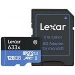 Lexar microSDXC 128GB UHS-I LSDMI128BBEU633A