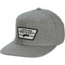 VANS Full Patch Snapbac Heather Grey HTG 98dd57e78d