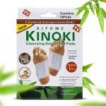 Kinoki SC1006 Detoxikační náplasti 1 balení