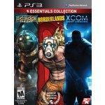 Bioshock + Borderlands + XCOM: Enemy Unknown
