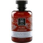 Apivita Pure Jasmine sprchový gel s esenciálními oleji (Dermatologically Tested) 300 ml
