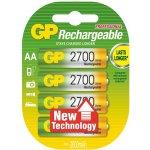 Baterie GP AA 2700mAh 4ks