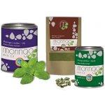 Moringa MIX Moringa oleifera s mátou 100 g   Moringa oleifera s oregánem 30 g