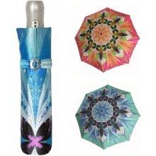 Doppler Magic Mini Carbon MOLECULE Satin plně automatický dámský skládací deštník