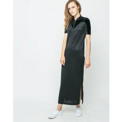 372a7e035ef8 Adidas Originals šaty VV long Tee Dress black dámské šaty - Nejlepší ...