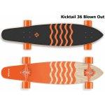 Recenze Street Surfing Kicktail Blown Out 36
