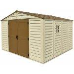 DURAMAX Zahradní domek WoodBridge Plus 10m2 + podlahová konstrukce (model 40224 -10x10´)