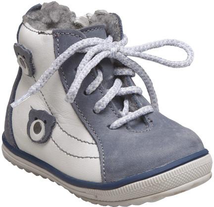 Sante zimní kožená obuv - modrá od 449 Kč - Heureka.cz 060cad8184