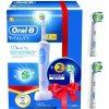 Braun Oral-B Vitality 3D White D 12.513 zubní kartáček + 2x EB 18 náhradní bělící hlavice