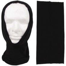 Acryl Spandex šátek Multifunkční ČERNÝ 11360ab987